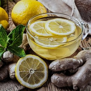 Lemon and Ginger