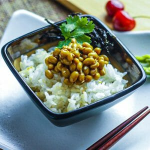 Natto Vitamin K2 Food